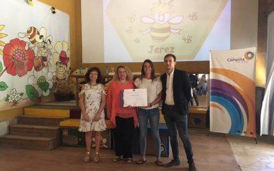 Recibimos el certificado de calidad turística 'Destino Campiña de Jerez'