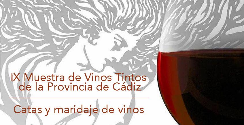 Cortijo de Jara estará en la IX Muestra de Vinos Tintos de la Provincia de Cádiz