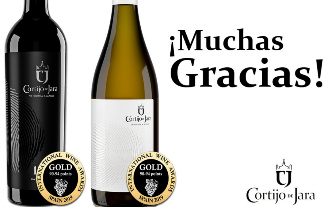 Dos medallas de oro en los International Wine Awards 2019